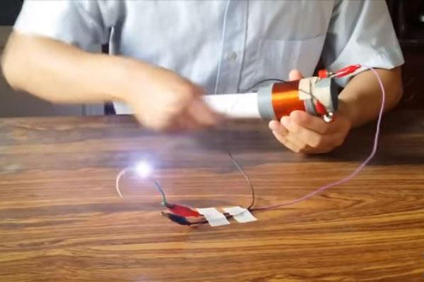 bài tập thực hành suất điện động cảm ứng