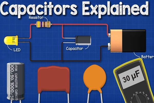 các loại tụ điện thông dụng