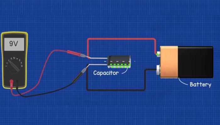 hướng dẫn đo tụ điện