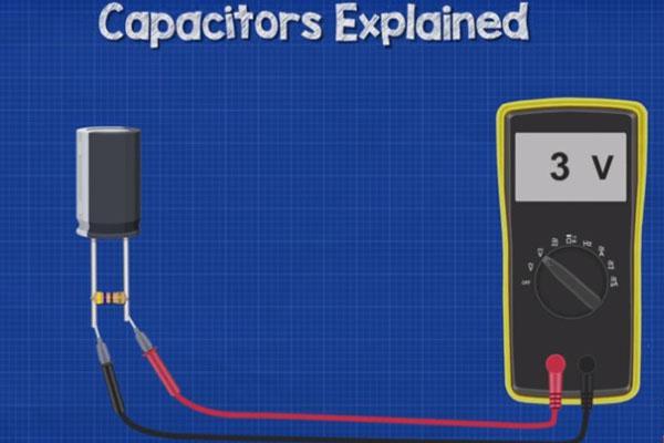 nguyên lý phóng nạp của tụ điện