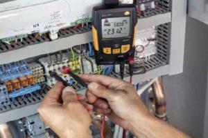 Cách đo điện trở cách điện đường dây đồng hồ Megaohm